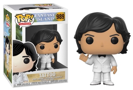Funko Pop Fantasy Island Figures 2