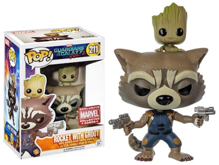 Ultimate Funko Pop Guardians of the Galaxy Figures Gallery and Checklist 48
