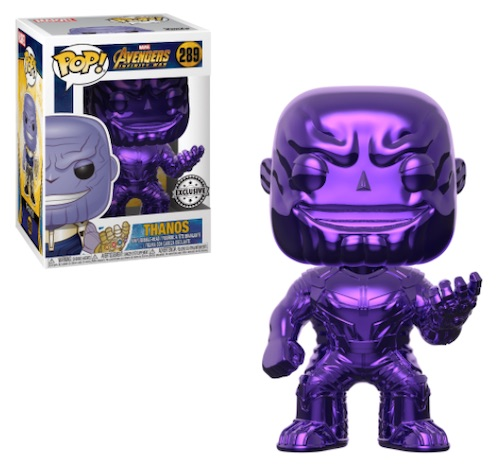 Ultimate Funko Pop Thanos Figures Guide 4