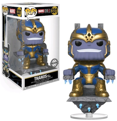 Ultimate Funko Pop Thanos Figures Guide 14
