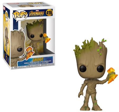 Ultimate Funko Pop Guardians of the Galaxy Figures Gallery and Checklist 67