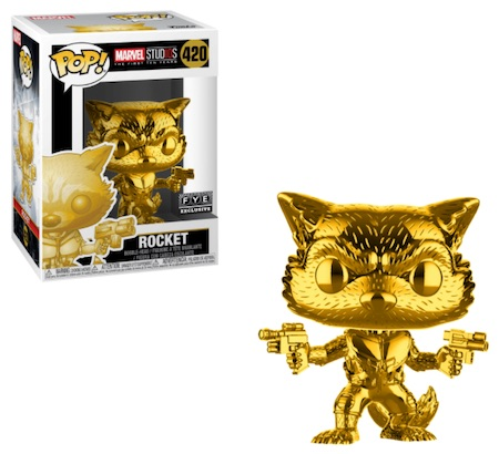 Ultimate Funko Pop Guardians of the Galaxy Figures Gallery and Checklist 69