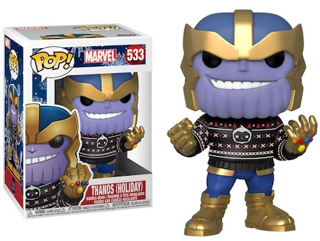 Ultimate Funko Pop Thanos Figures Guide 21