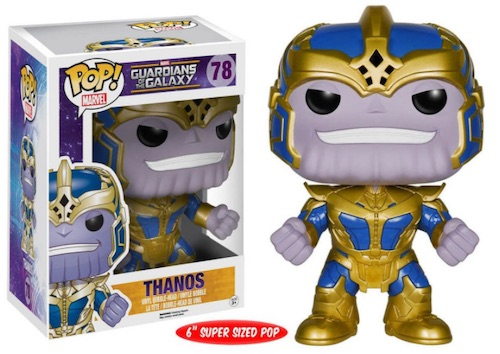Ultimate Funko Pop Thanos Figures Guide 1