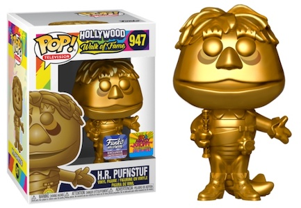 Funko Pop HR Pufnstuf Figures 5