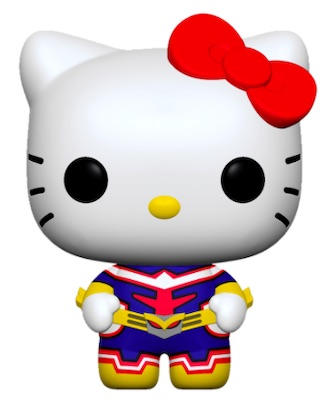 Ultimate Funko Pop Hello Kitty Figures Gallery and Checklist 14