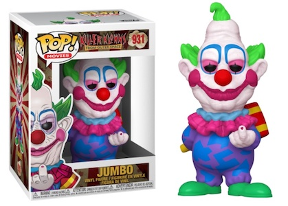 Funko Pop Killer Klowns from Outer Space Figures 2