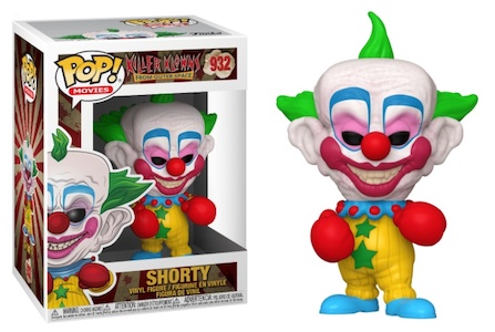 Funko Pop Killer Klowns from Outer Space Figures 3