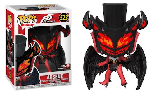 Ultimate Funko Pop Persona 5 Figures Gallery and Checklist 7
