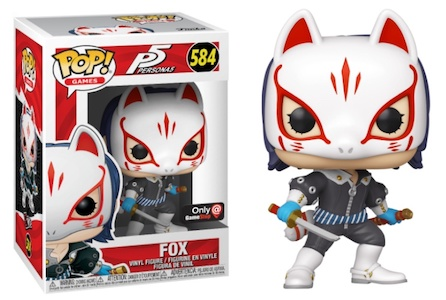 Ultimate Funko Pop Persona 5 Figures Gallery and Checklist 8