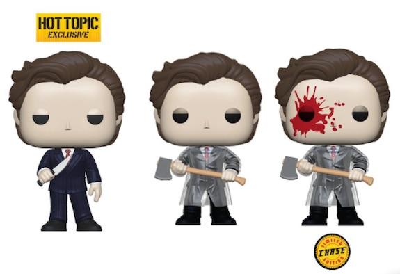 Funko Pop Psycho Figures 3