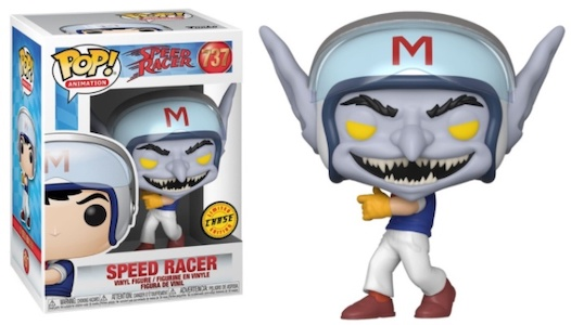 Funko Pop Speed Racer Figures 2