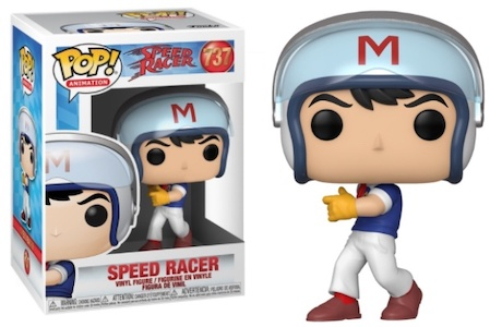 Funko Pop Speed Racer Figures 1