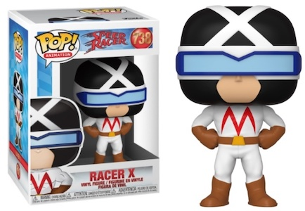 Funko Pop Speed Racer Figures 3