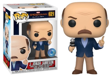 Ultimate Funko Pop Spider-Man Far From Home Figures Gallery and Checklist 16
