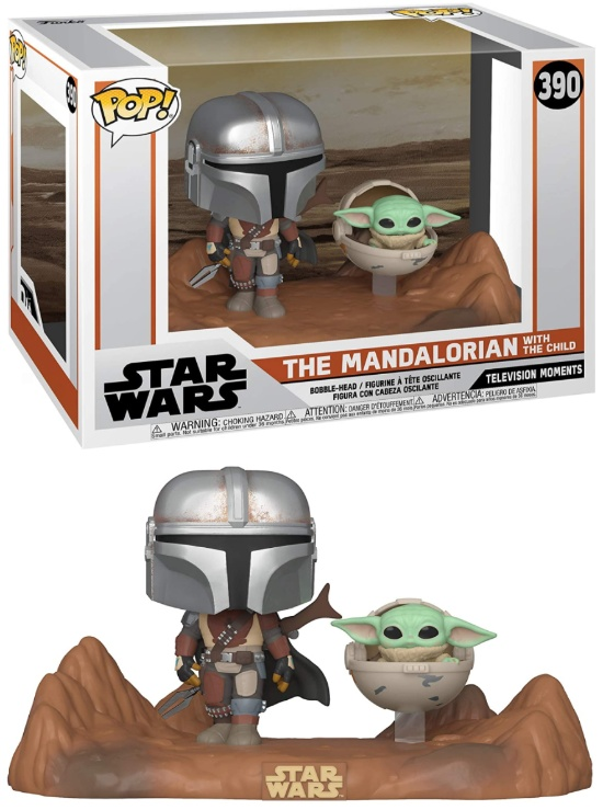 Ultimate Funko Pop Star Wars The Mandalorian Figures Gallery and Checklist 32
