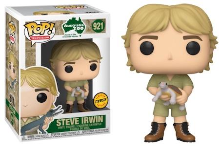 Funko Pop Steve Irwin Figures 2