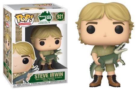 Funko Pop Steve Irwin Figures 1
