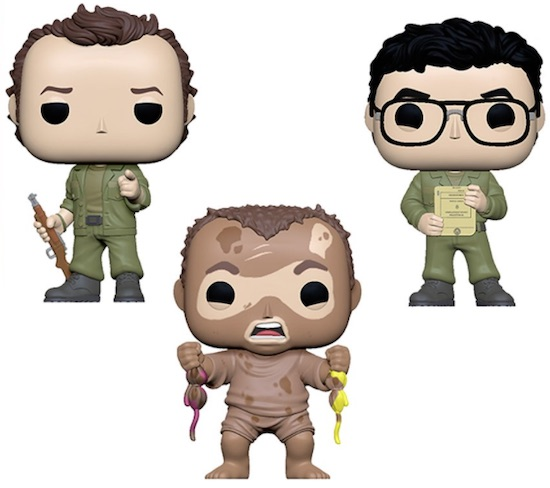 Funko Pop Stripes Movie Figures 1