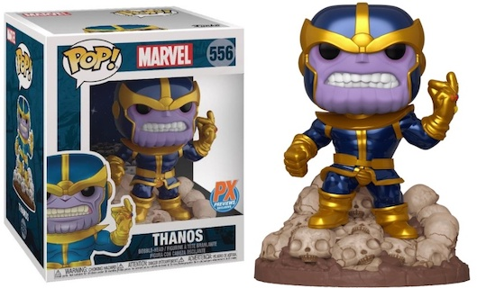 Ultimate Funko Pop Thanos Figures Guide 22
