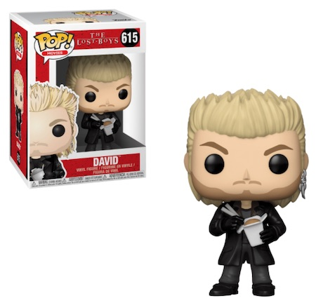 Funko Pop The Lost Boys Figures 4