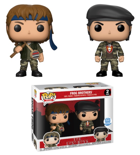Funko Pop The Lost Boys Figures 6