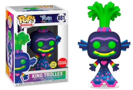 Ultimate Funko Pop Trolls Figures Gallery and Checklist 19