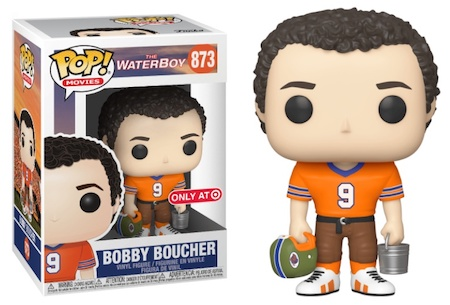 Funko Pop Waterboy Figures 2