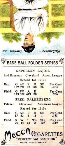 Top 10 Nap Lajoie Baseball Cards 6