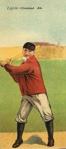 Top 10 Nap Lajoie Baseball Cards 5