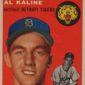 Top 10 Al Kaline Baseball Cards