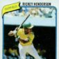 Top 10 Baseball Rookie Cards of the 1980s