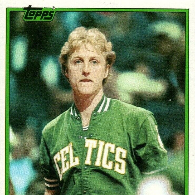 Top Larry Bird Cards Rookie Cards Autographs Inserts Most Valuable