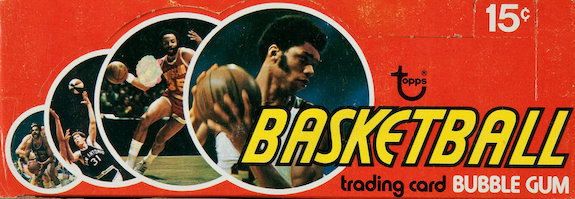 1974-75 Topps Basketball Cards 5
