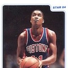 1983-84 Star Company Basketball Cards