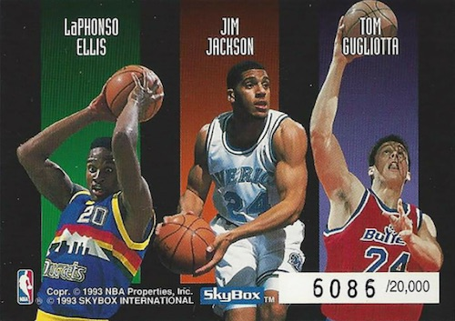 Shaquille O'Neal Rookie Card Checklist and Gallery 16
