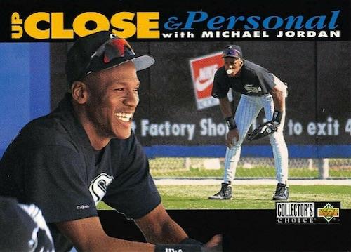 Ultimate Michael Jordan Baseball Cards Guide 8