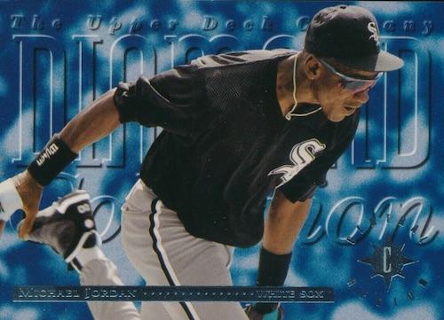 Ultimate Michael Jordan Baseball Cards Guide 23
