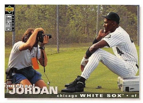 Ultimate Michael Jordan Baseball Cards Guide 14
