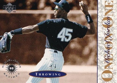Ultimate Michael Jordan Baseball Cards Guide 29