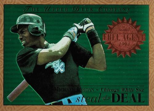 Ultimate Michael Jordan Baseball Cards Guide 28