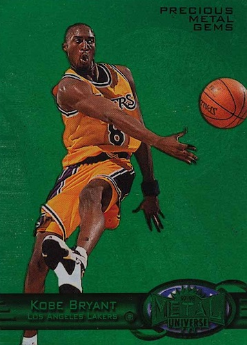 Top 24 Kobe Bryant Cards of All-Time 7