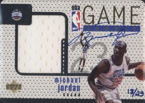 The Top 23 Michael Jordan Cards Ever Made 13