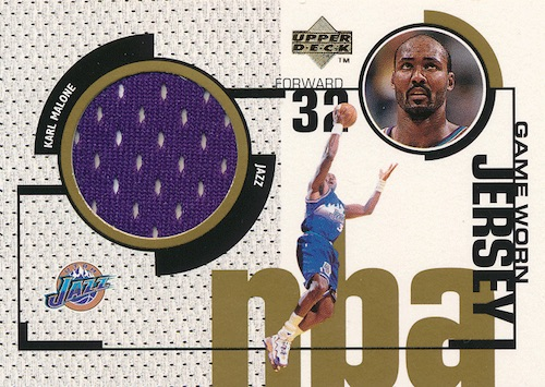 This Mailman Always Delivers! Top 10 Karl Malone Cards 13