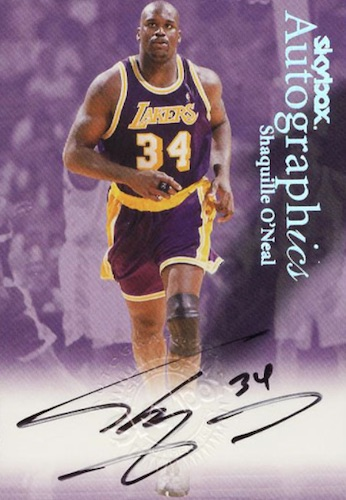 Shaq Attack! Top 10 Shaquille O'Neal Basketball Cards 11