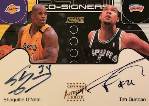 The Big Fundamental Retires! Top 10 Tim Duncan Cards of All-Time 17