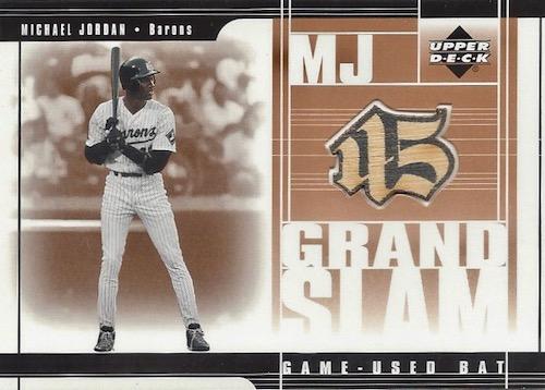 Ultimate Michael Jordan Baseball Cards Guide 40