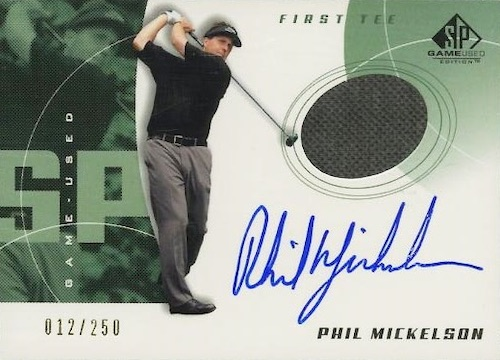 Top Phil Mickelson Cards to Collect 3