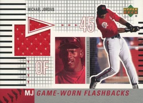 Ultimate Michael Jordan Baseball Cards Guide 41
