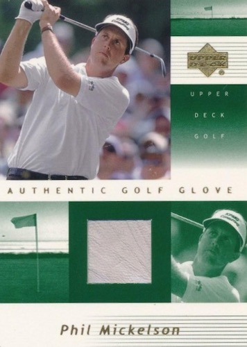 Top Phil Mickelson Cards to Collect 9